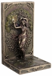 Earth Life Magic Bookend (Bronze)