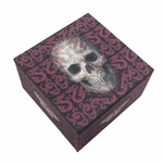 Eastern Dragon Skull Box