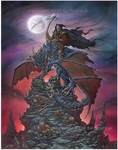 'Dragon Reaper' Large Print <br>by Ed Beard Jr
