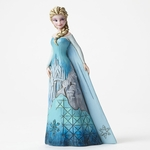 Elsa with Castle Dress - Frozen