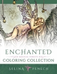 Enchanted: Magical Forests Coloring Book