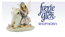 Faerie Glen Fairy Figurines