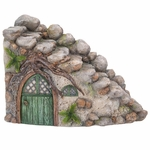 Fairy Curved Stone Cottage