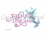 'Fairy Dreams'<BR>by Brigid Ashwood