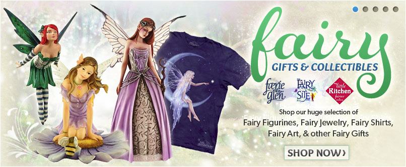 Fairy Gifts & Fairy Collectibles