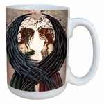 Fairy Mugs, Travel Mugs, & Drinkware