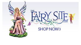Fairysite Fairy Figurines and Fairy Collectibles