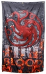 Fire & Blood Banner - Game of Thrones