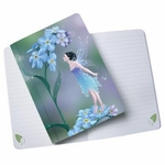 Forget-Me-Not Fairy Journal