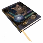 Fortune Teller Embossed Journal