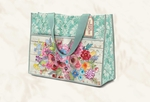 Fresh Flowers Tote Bag