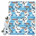 Olaf Dance Frozen Hugger & Throw