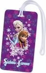 Sisters Frozen Luggage/Backpack ID Tag