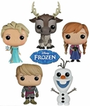 POP Frozen Set of Figures