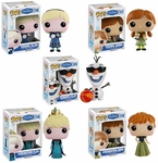 Funko POP Frozen Set 2