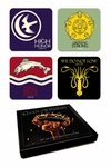 Game of Thrones Season 2 Coaster Set