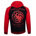 Game of Thrones Targaryen Varsity Hoodie