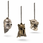 Game of Thrones Helms Ornament Set