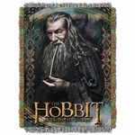 Gandalf Tapestry Throw Blanket