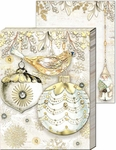 Golden Glow Note Pad