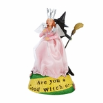 Good or Bad Witch Figurine