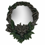 Greenman Mirror