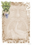 Greenman's Door Stationery Set