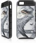 Guardian Angel iPhone 5 Case