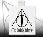 "Harry Potter DH2 – Sticker – Vinyl ""Deathly Hallows"""