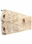 Harry Potter Marauder's Map Scarf