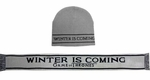 Winter Is Coming Beanie + Scarf Set: Game of Thrones