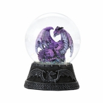 Hoarfrost Dragon Water Globe