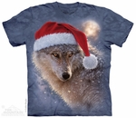 Holiday Wolf T-Shirt