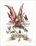 'Hope Fairy' <BR>by Amy Brown