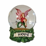 Hope Fairy Water Globe