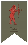 House Tarly Banner - Game of Thrones