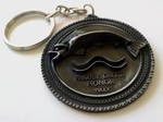 House Tully Keychain: Game of Thrones