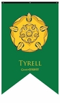 House Tyrell Banner - Game of Thrones