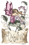 'Imagine' <BR>by Amy Brown
