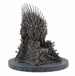 "Iron Throne 7"" Replica: Game of Thrones"