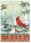 Joy Cardinal Christmas Cards