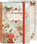 Joy of Friendship Soft Cover Bungee Journal