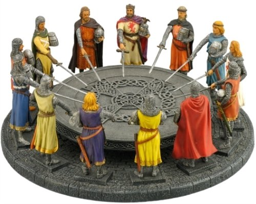 King Arthur The Knights Of The Round Table Knight Gifts FairyGlen