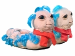 Labyrinth 'Ello Worm' Slippers