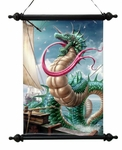 Leviathan Dragon Scroll