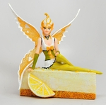 Sugarsweet Lemon Cheesecake Fairy