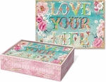 Lovely Letters Notecards