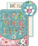 Lovely Letters Pocket Note Pad