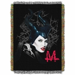Maleficent Tapestry Throw