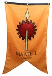 Martell House Banner - Game of Thrones